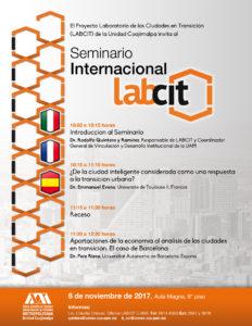 SEMINARIO INTERNACIONAL DE LABCIT